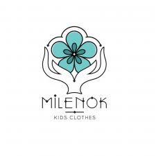 Логотип для марки детской одежды и белья