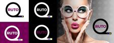 Логотип бренда Q R U T O