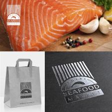 Лого, морепродукты розница