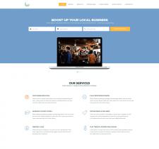 Startex Landing Page