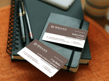 Персональная визитка адвоката