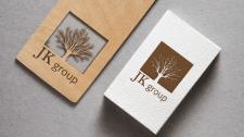 Разработка логотипа JK Group