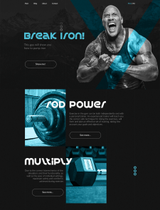 Break Iron