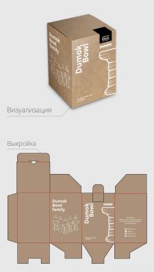 Упаковка для чаши кальяна