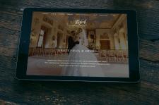 Сайт для свадебного агентства в Чехии