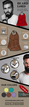 Beard Lord (для страницы в инстаграмм)