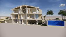Реконструкция дома 250м2, Италия, Сардиния