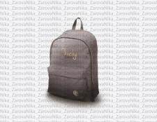Визуализация фирменного рюкзака