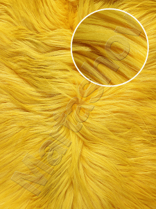 Съемка шерсти яка