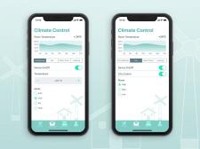 Climate control app