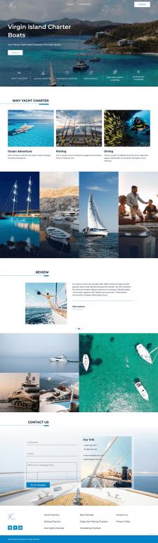 virginislandscharterboat.com © Яхт клуб