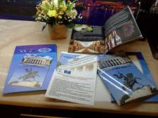 Проект для Европейского консульства и языков