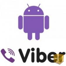 Viber на android