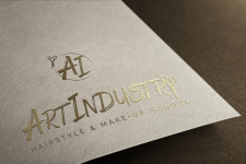 Логотип Art Industry