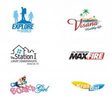 Логотипы с 2004 -2018 год