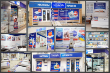 Брендинг сети магазинов в Одессе и Киеве