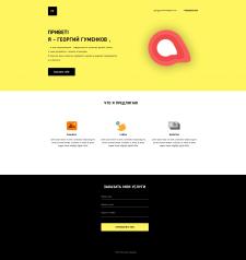 My site portfolio