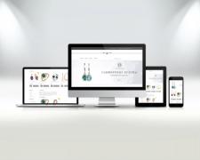Интернет магазин ювелирной продукции