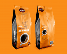 упаковки для зернового кофе Coffesta