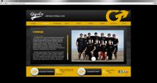 Gigolo. Ultimate frisbee club. Вид 2.