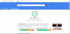Улучшить Google Pagespeed Insight показатели