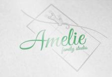 Логотип для студии текстильного дизайна