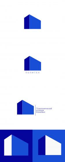 Логотип для колледжа