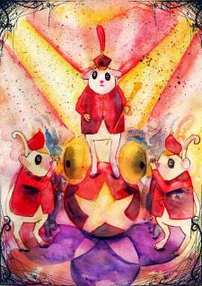 Коралина - Цирковые мыши