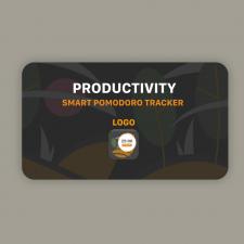 Дизайн мобільного додатку Productivity