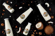 Фотосъемка орехового молока
