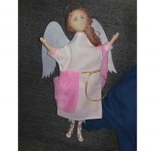 Кукла-варежка, кукла для кукольного театра