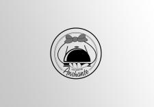 Логотип для Выездного ресторана в виде печати