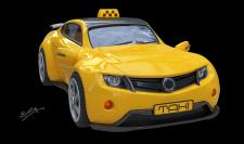 Жёлтое такси