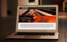 Сайт для студии звукозаписи | ИНАЧЕ