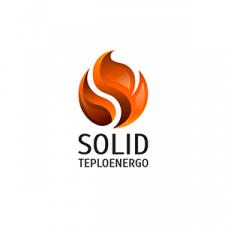 """Логотип для компании """"Солид Теплоенерго"""""""