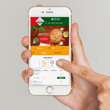 Интернет магазин пиццерии на ленина