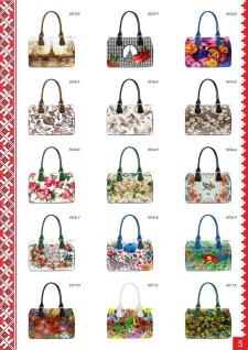 Разработка принтов для сумок