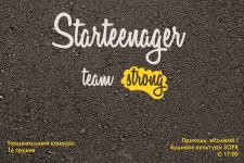 Starteenager
