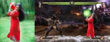Коллаж «Mortal Combat»