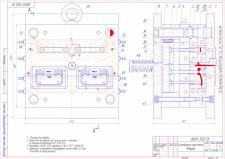 Построение 3Д моделей, оцыфровка чертежей