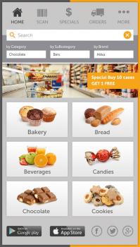 Интернет-магазин продуктов IMEX.