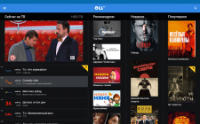 Android TV app  OLL.TV