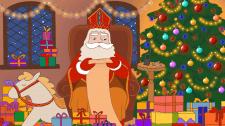 ZHUK | 2D animated ad (Christmas edition)
