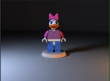 3D модель LEGO
