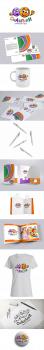 Логотип для детской театральной студии «Смайлики»