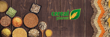 Cereal planet- баннер в слайдер для магазина круп