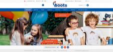Интернет-магазин iBoots