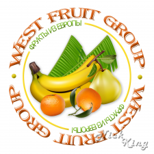 "Лого ""West Fruit Group"""