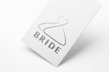 Разработка логотипа для BRIDE