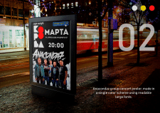 Poster Anacondaz